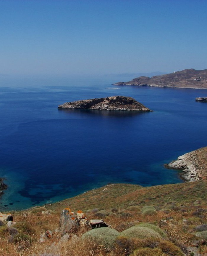 SYROS TREKKING feature