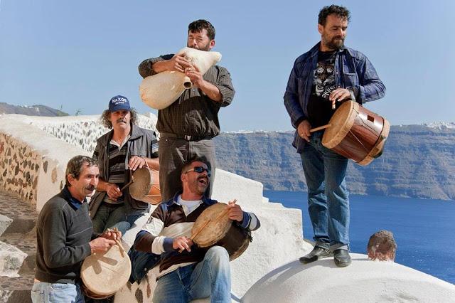 Συνάντηση Παραδοσιακής Μουσικής Νέων Ν.Αιγαίου στην Σύρο (23-26.9.2018)